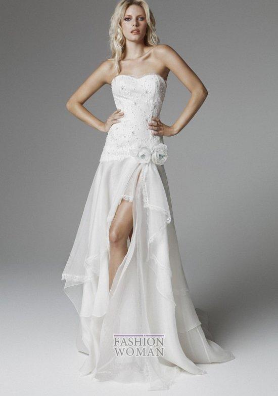 Свадебные платья Blumarine 2013 фото №27