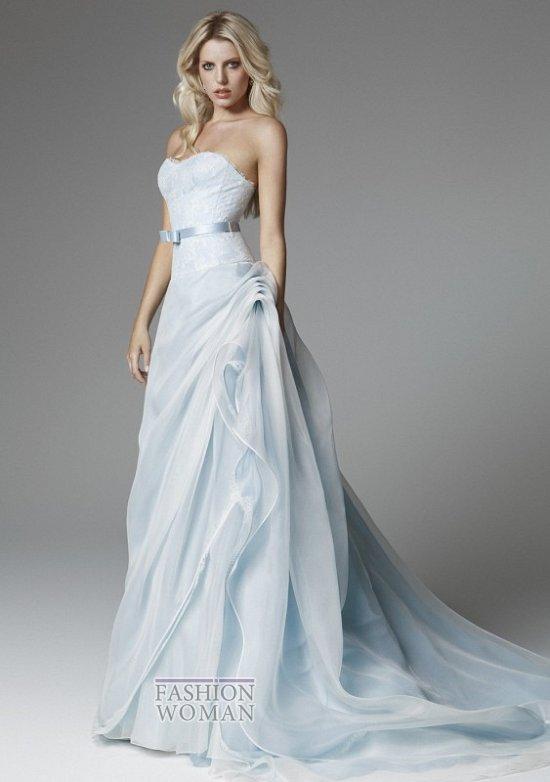 Свадебные платья Blumarine 2013 фото №28