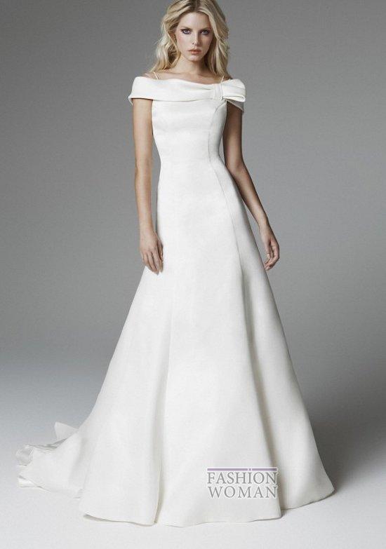 Свадебные платья Blumarine 2013 фото №32