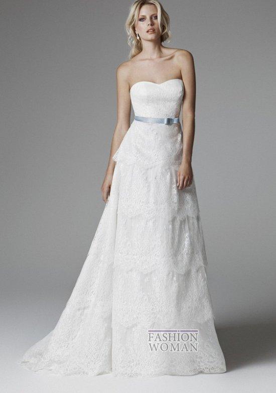 Свадебные платья Blumarine 2013 фото №38
