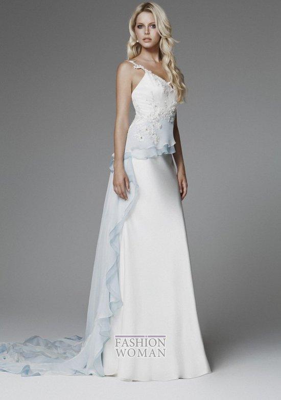 Свадебные платья Blumarine 2013 фото №6