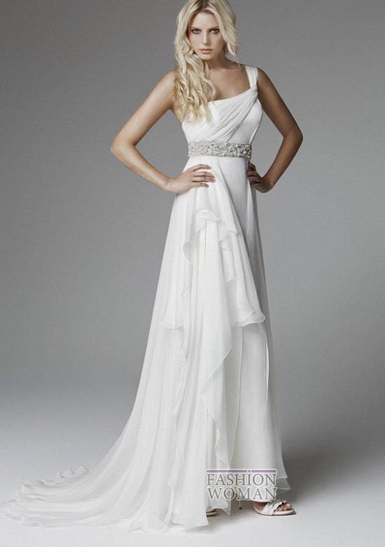 Свадебные платья Blumarine 2013 фото №8