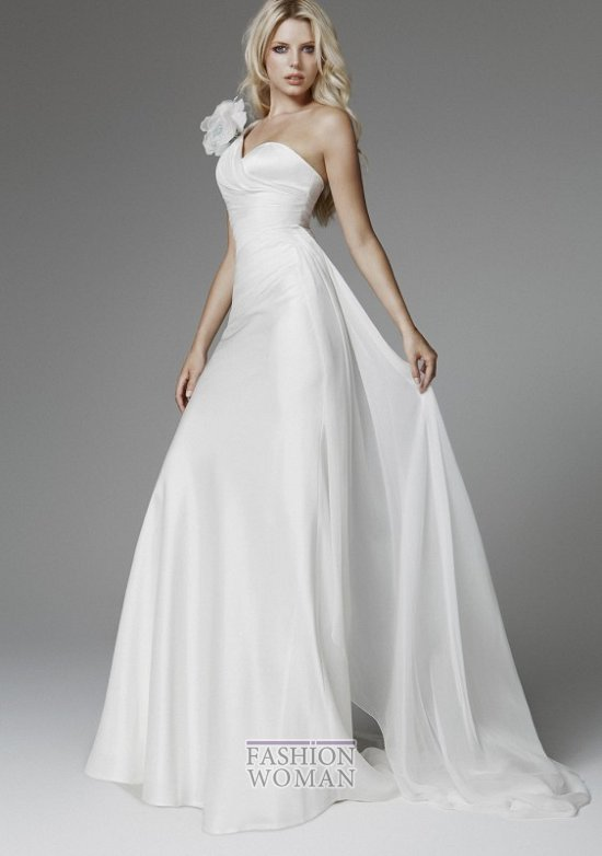 Свадебные платья Blumarine 2013 фото №9