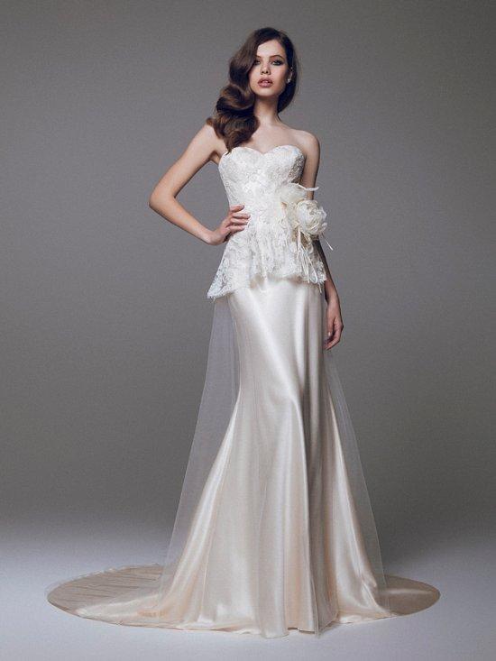 Свадебные платья Blumarine 2015 фото №2