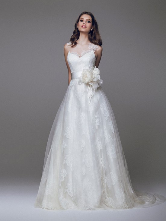 Свадебные платья Blumarine 2015 фото №3