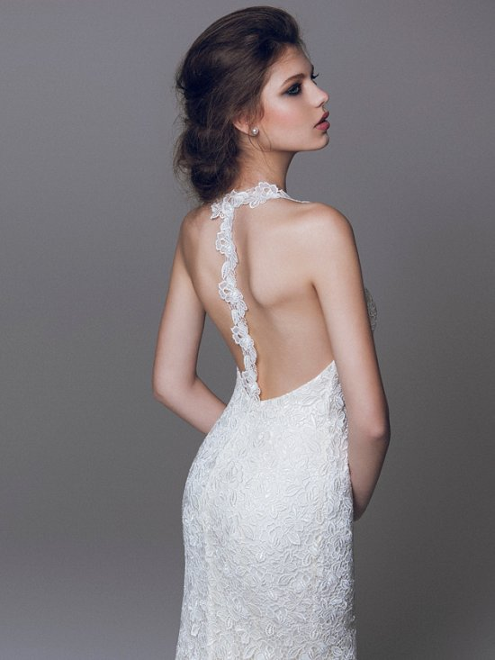 Свадебные платья Blumarine 2015 фото №4
