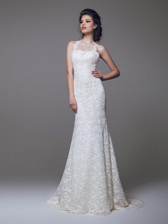 Свадебные платья Blumarine 2015 фото №5