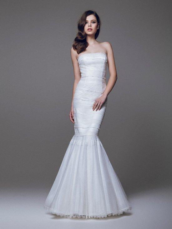 Свадебные платья Blumarine 2015 фото №7