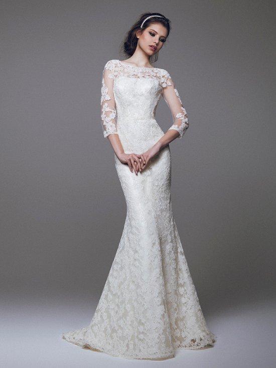 Свадебные платья Blumarine 2015 фото №9