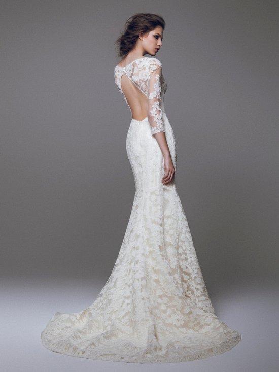 Свадебные платья Blumarine 2015 фото №10