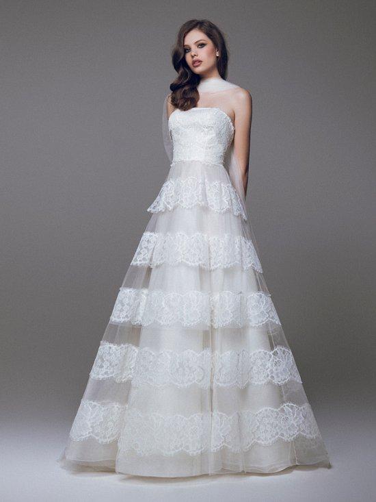 Свадебные платья Blumarine 2015 фото №11