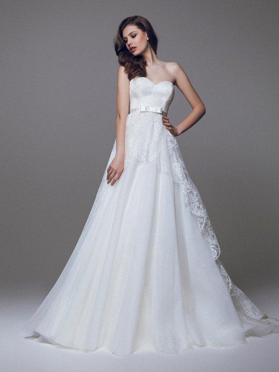 Свадебные платья Blumarine 2015 фото №14