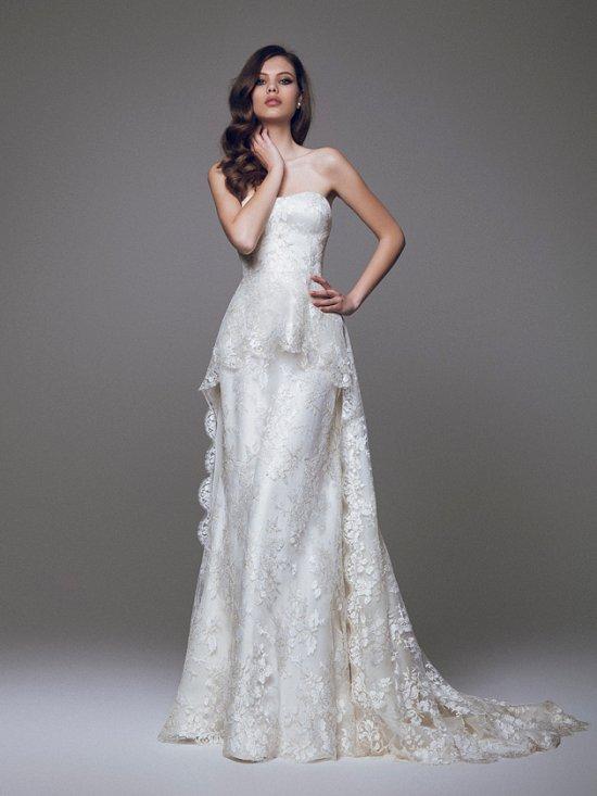 Свадебные платья Blumarine 2015 фото №15