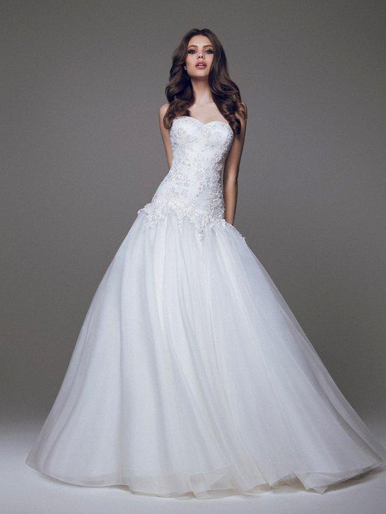 Свадебные платья Blumarine 2015 фото №17