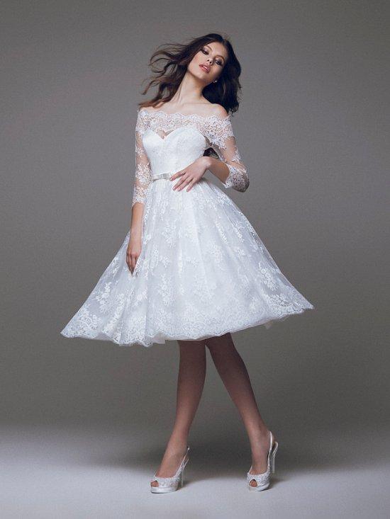 Свадебные платья Blumarine 2015 фото №20