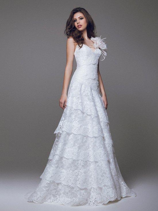 Свадебные платья Blumarine 2015 фото №21