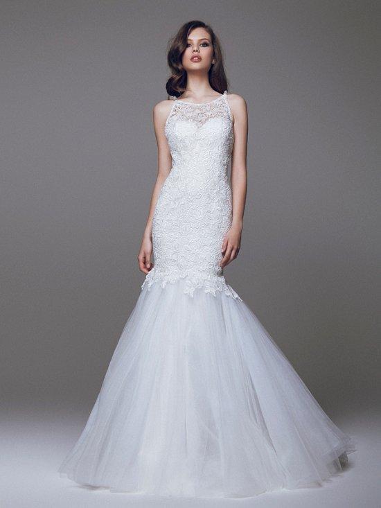 Свадебные платья Blumarine 2015 фото №23