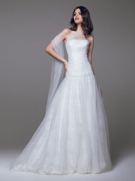 Свадебные платья Blumarine 2015 фото №24