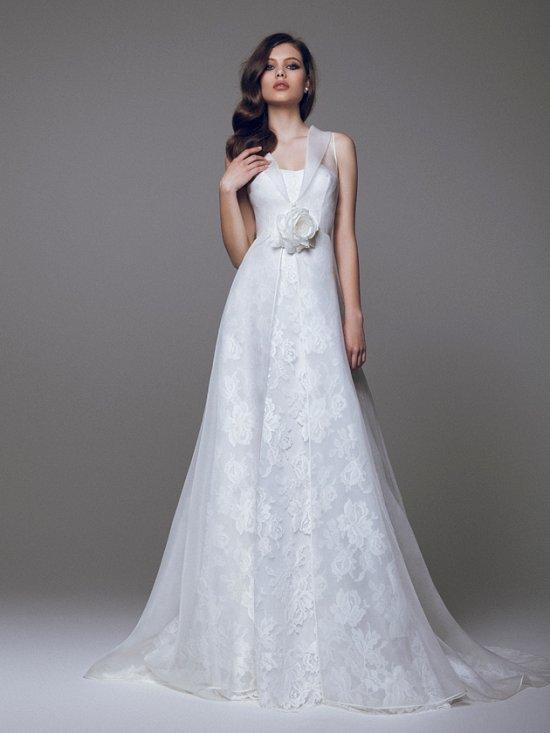Свадебные платья Blumarine 2015 фото №25