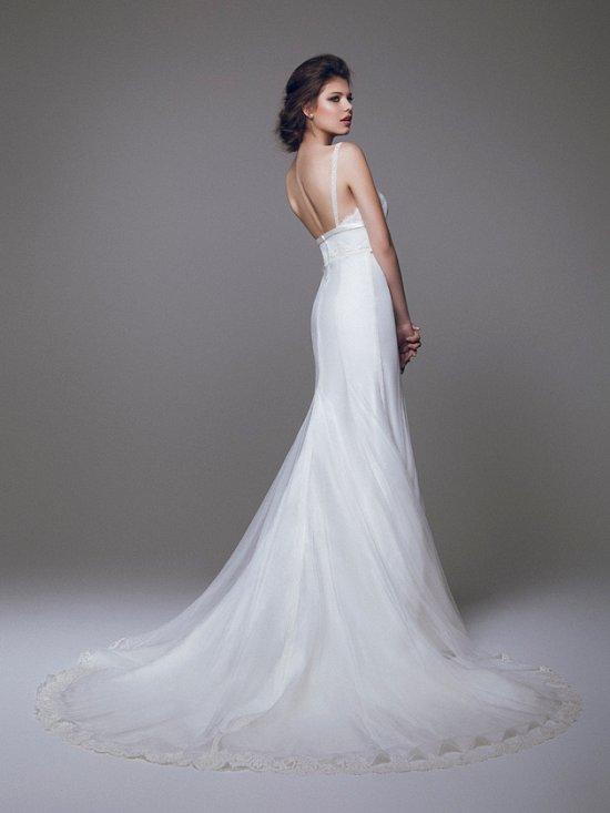 Свадебные платья Blumarine 2015 фото №27