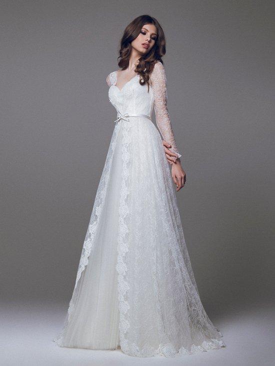 Свадебные платья Blumarine 2015 фото №28