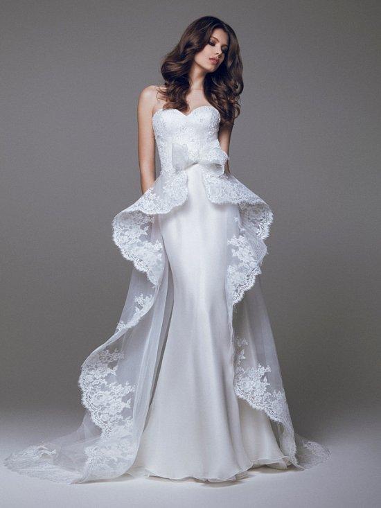 Свадебные платья Blumarine 2015 фото №31