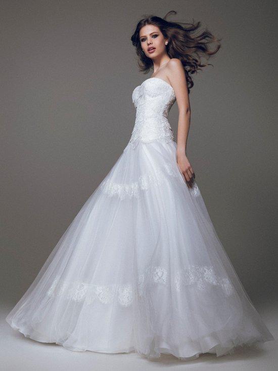 Свадебные платья Blumarine 2015 фото №35
