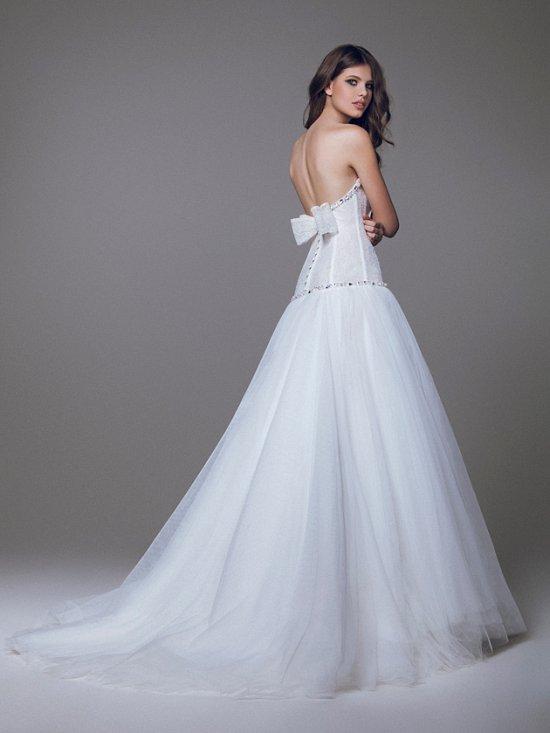 Свадебные платья Blumarine 2015 фото №37