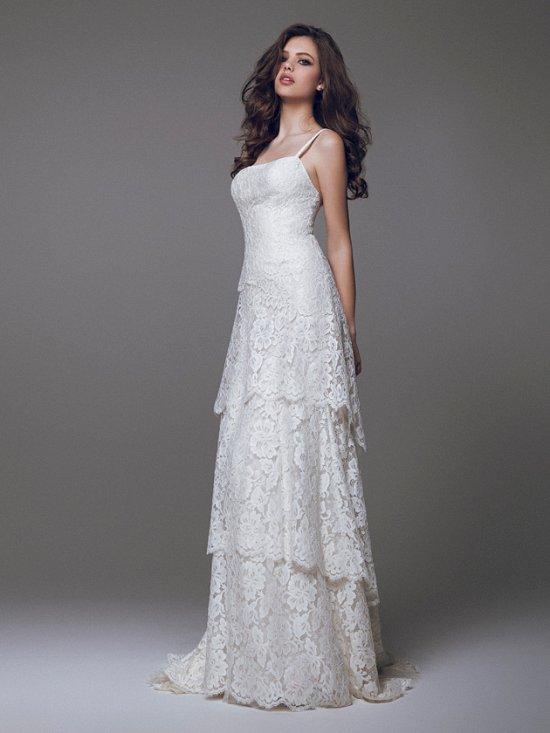 Свадебные платья Blumarine 2015 фото №38