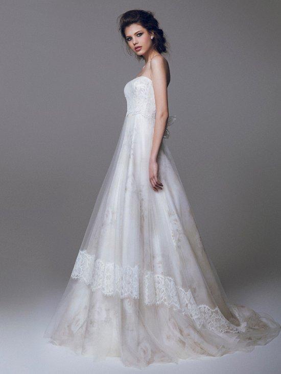 Свадебные платья Blumarine 2015 фото №39