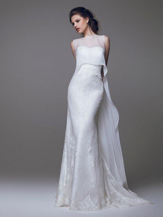 Свадебные платья Blumarine 2015 фото №40