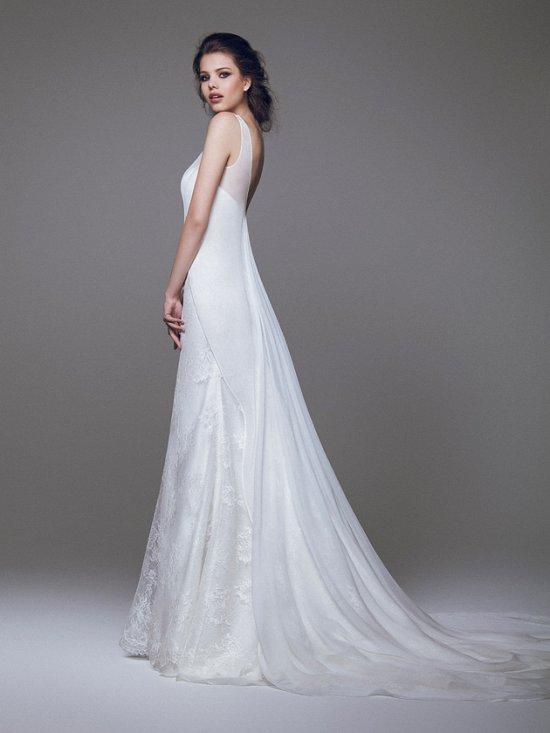 Свадебные платья Blumarine 2015 фото №41