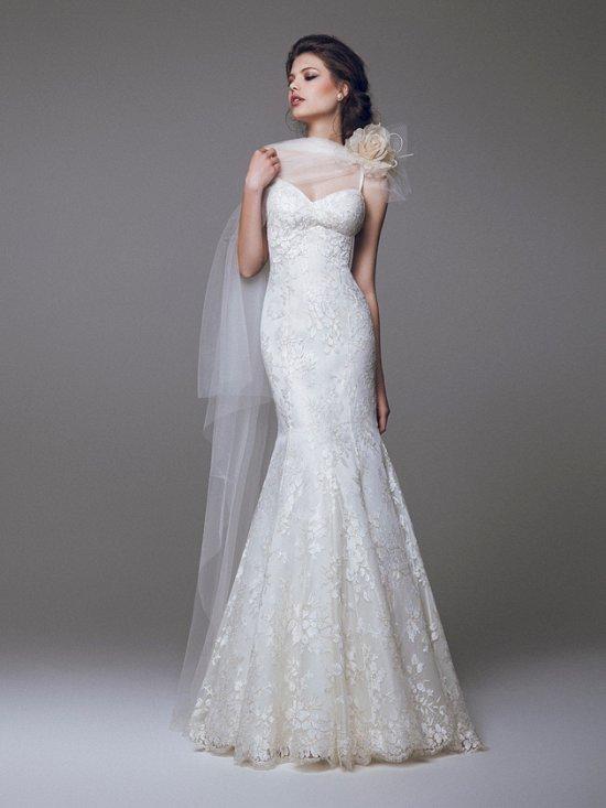Свадебные платья Blumarine 2015 фото №43