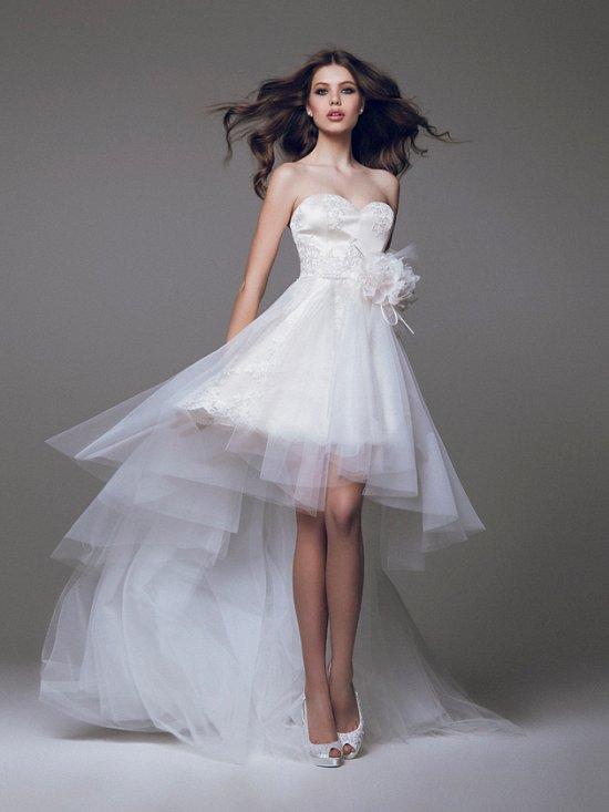Свадебные платья Blumarine 2015 фото №44