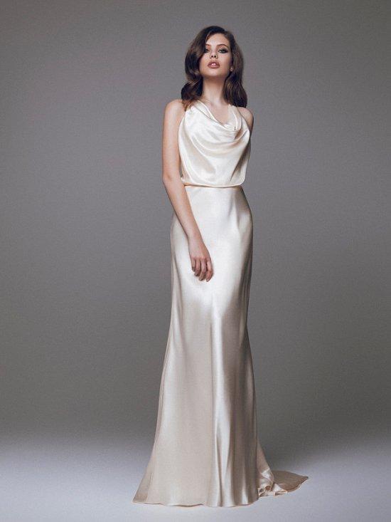 Свадебные платья Blumarine 2015 фото №45