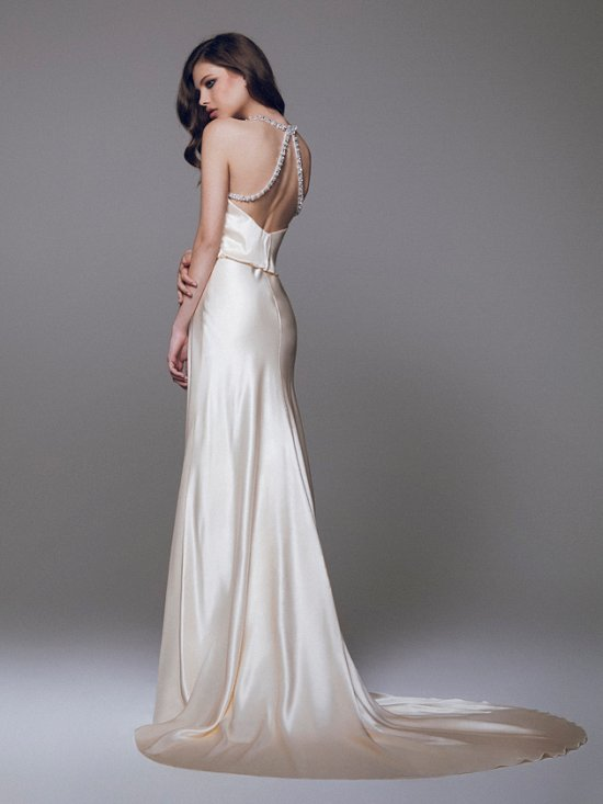 Свадебные платья Blumarine 2015 фото №46