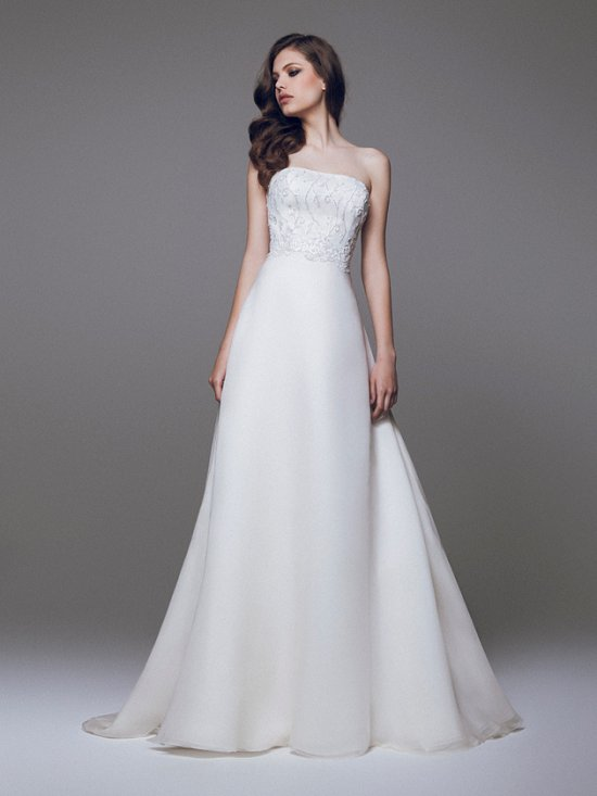 Свадебные платья Blumarine 2015 фото №47