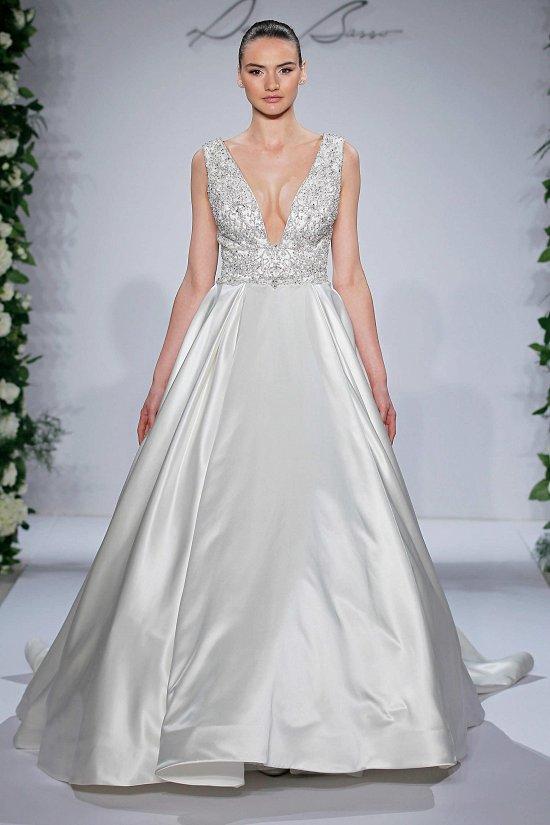 Свадебные платья Dennis Basso осень-зима 2015-2016