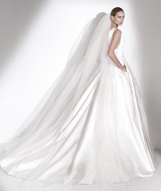 Свадебные платья Elie By Elie Saab 2015 фото №6