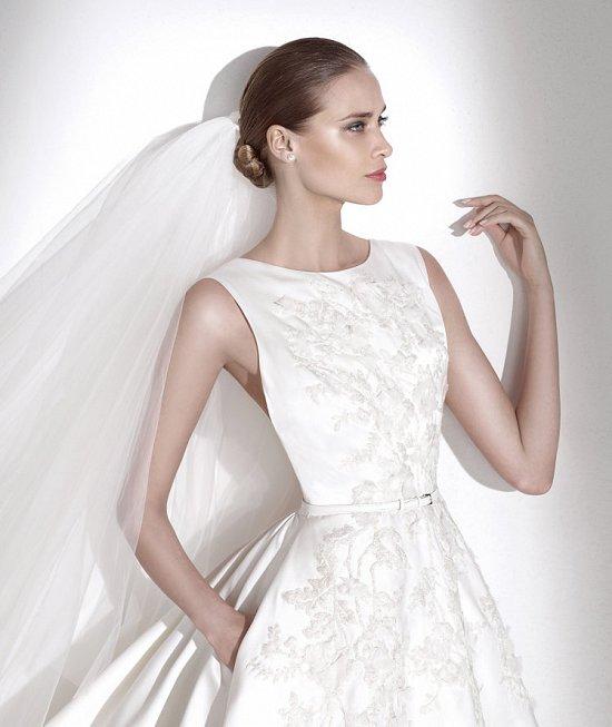 Свадебные платья Elie By Elie Saab 2015 фото №7