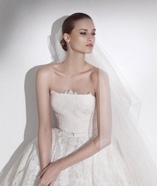 Свадебные платья Elie By Elie Saab 2015 фото №13