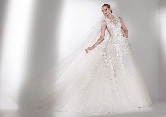 Свадебные платья Elie By Elie Saab 2015 фото №14