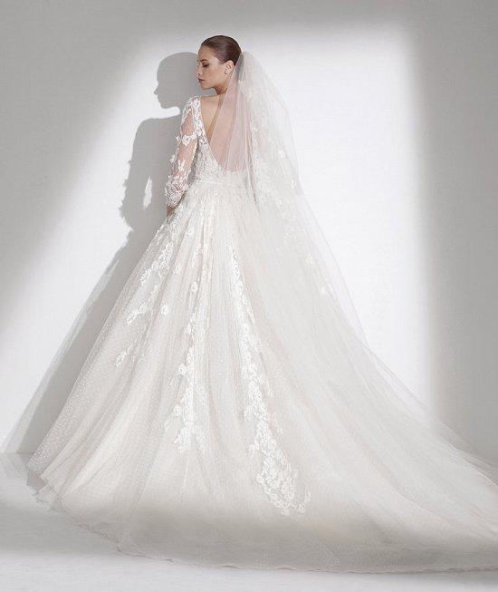 Свадебные платья Elie By Elie Saab 2015 фото №18