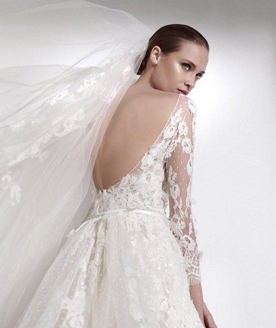 Свадебные платья Elie By Elie Saab 2015 фото №19