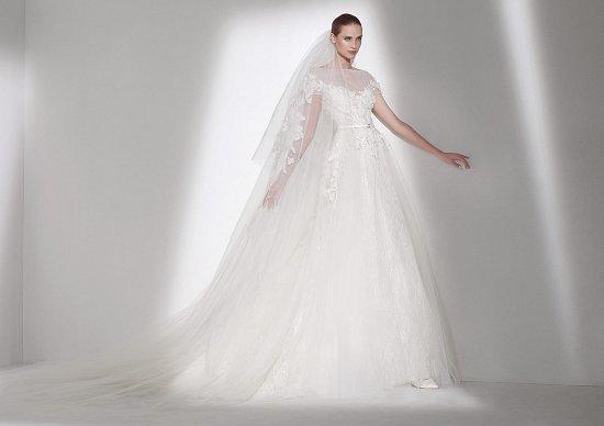 Свадебные платья Elie By Elie Saab 2015 фото №20