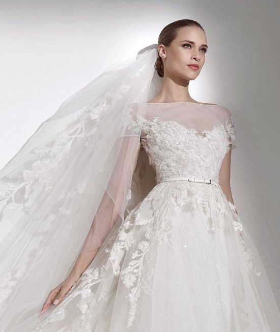 Свадебные платья Elie By Elie Saab 2015 фото №21