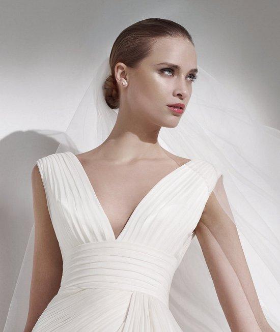 Свадебные платья Elie By Elie Saab 2015 фото №24