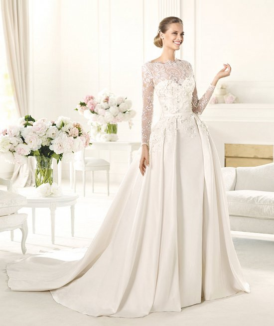 Свадебные платья Elie By Elie Saab 2015