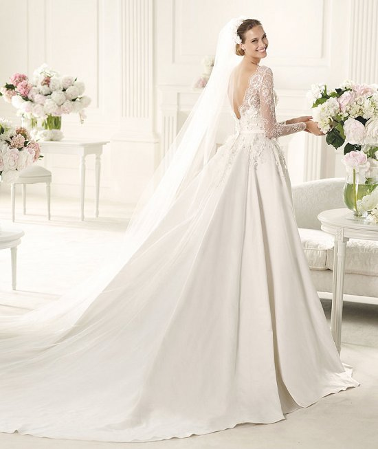 Свадебные платья Elie By Elie Saab 2015 фото №3