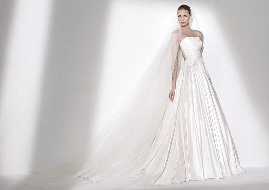 Свадебные платья Elie By Elie Saab 2015 фото №25